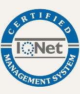 IQ Net. Certified Management System